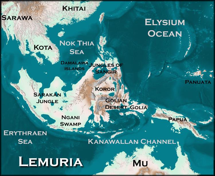 Lemuria (Mu)